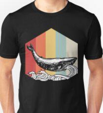 Whale animal marine life Unisex T-Shirt