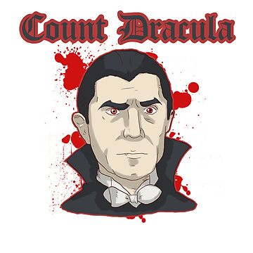 Count D in fresh new style by MrShirty