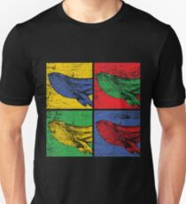 Whale animal mammal Unisex T-Shirt