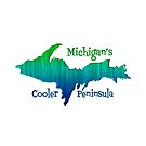 Michigan's Cooler Peninsula - Upper Peninsula Yooper by lmaoshop