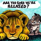 Are you sure? by Margaret Sanderson