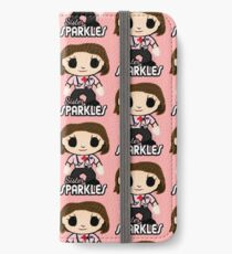 Sister Sparkles QWA iPhone Wallet/Case/Skin