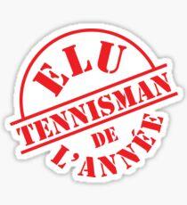 Tennis / Tennisspieler Sticker