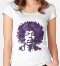 Hendrix Women's Fitted Scoop T-Shirt