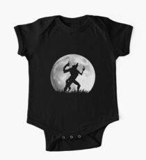 Werewolf at the Full Moon One Piece - Short Sleeve