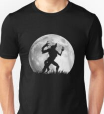 Werewolf at the Full Moon T-Shirt