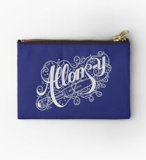 Allons-y! Studio Pouch
