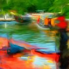 Marsworth Canal by Focal-Art