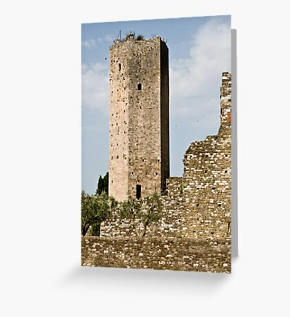 The Tower Greeting Card