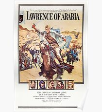 Vintage Movie Poster - Lawrence of Arabia Poster
