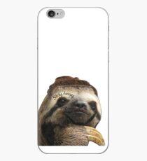 sloth malone iPhone Case