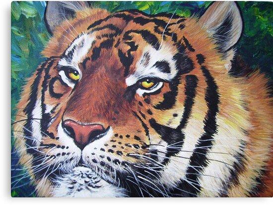 Tiger ,Tiger by Robert David Gellion