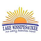 Lake Winnipesaukee - No Salty Beaches Here  by lmaoshop