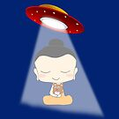 Little Yogi UFO by FRANKEY CRAIG