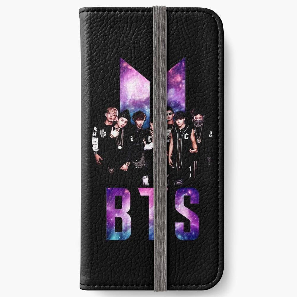 BTS iPhone Wallet