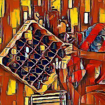 Blur Boy Art by MijizaCreations