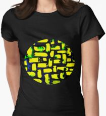 pattern I Women's Fitted T-Shirt