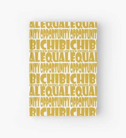 POLITICO'BOT: Equal Opportunity Chibi Hardcover Journal
