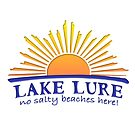 LAKE LURE - No Salty Beaches Here  by lmaoshop