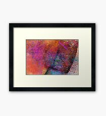 Passions Core ... The Tantric Series Framed Print