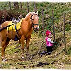 Ecuador Kids 1099 by Al Bourassa