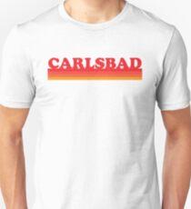 Carlsbad 70's Retro Unisex T-Shirt