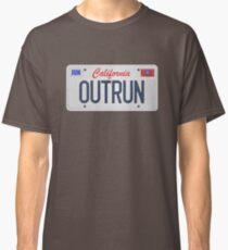 Out run Classic T-Shirt