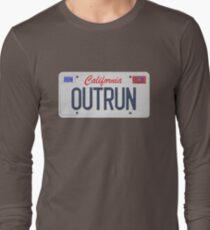 Out run Long Sleeve T-Shirt