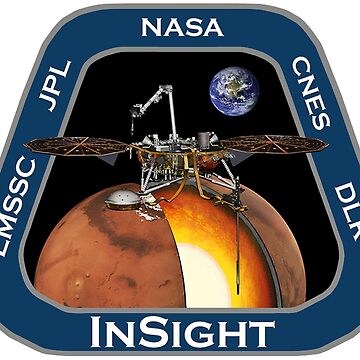 InSight Science Partners Logo by Spacestuffplus