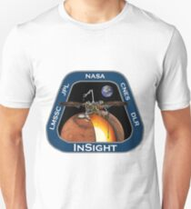InSight Science Partners-Logo Slim Fit T-Shirt