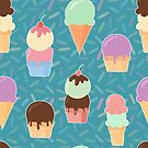 Chill Out - An Ice Cream Pun by Pamela Maxwell