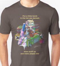 Tiny Tina fan art  Unisex T-Shirt