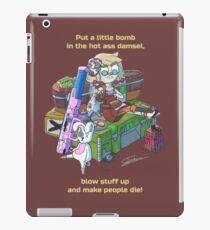 Tiny Tina fan art  iPad Case/Skin