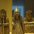 Lewis Chessmen by wiggyofipswich
