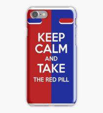 Keep Calm Matrix iPhone Case/Skin
