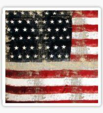 Ginkelmier Inspired ~  USA FLAG Sticker