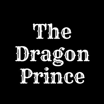 The Dragon Prince by JStuartArt