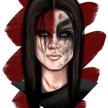 Octavia  by torirosenbaum