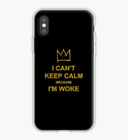 I Can't Keep Calm iPhone Case