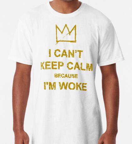 I Can't Keep Calm Long T-Shirt
