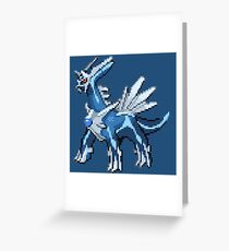 Master of Time Greeting Card