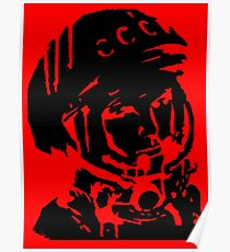 Y Gagarin Poster