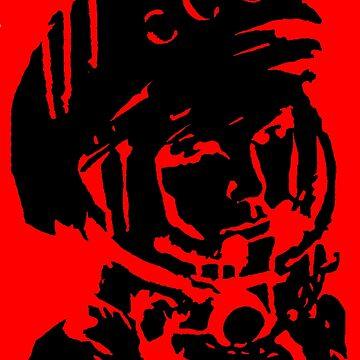Y Gagarin by DrTigrou