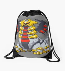 Master of Distortion Drawstring Bag