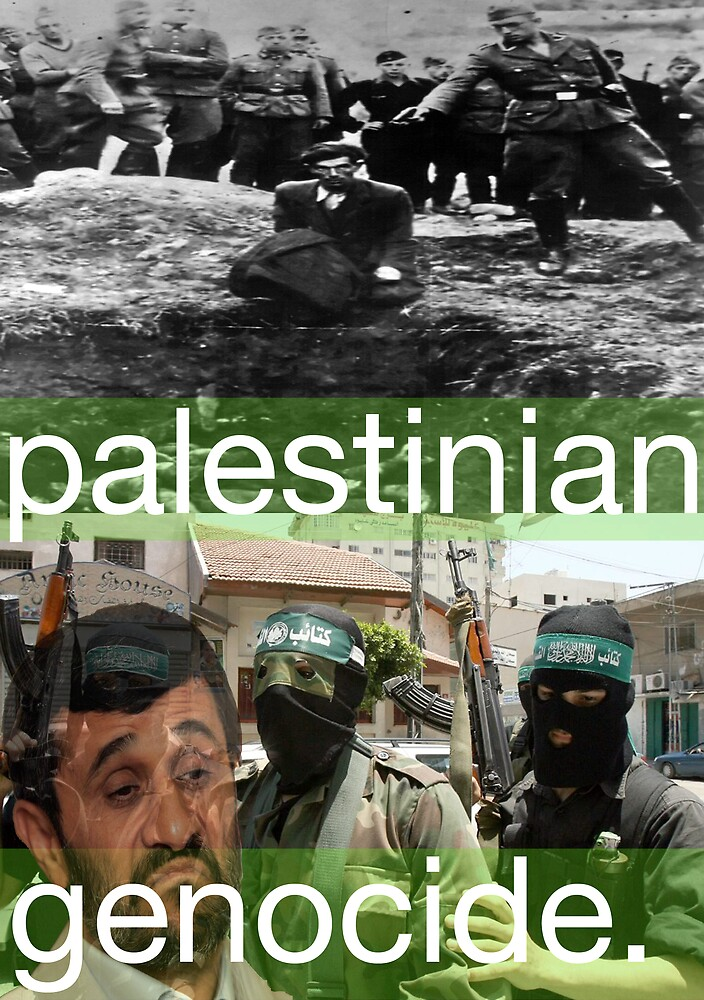 Palestinian Genocide by Synastone