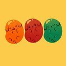 Jelly Puppies by Anushbanush