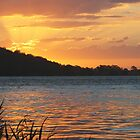 Clarence River Sunset by myraj
