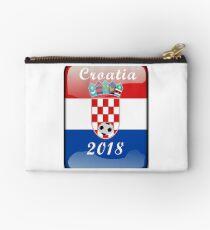 Croatia Soccer shirt Team Russia 2018 TShirt Football Studio Pouch