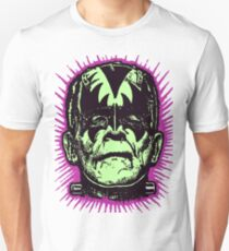 FranKISStein Rock Monster T-Shirt