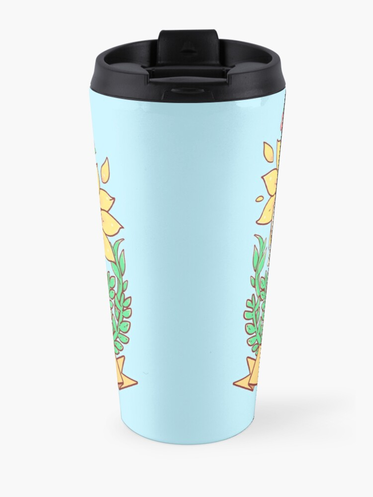 Alternate view of Bee Compassionate - Save the Bees Travel Mug